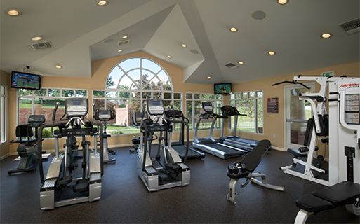 Madison Park Fully equipped fitness center Thornton CO - East Lake