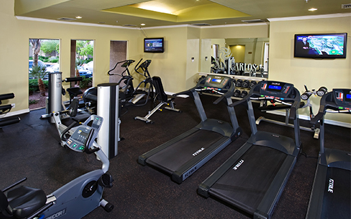 Kierland apartments for rent in North Scottsdale - San Carlos Fitness Center