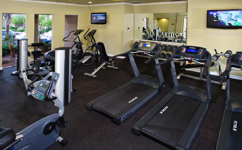 San Carlos Fully equipped fitness center Scottsdale AZ