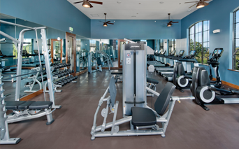 Cadence Cool Springs apartments for rent in Berry Hill near Bridgestone - State of the art fitness center