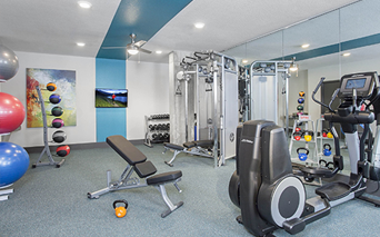 Studio LoHi Apartments - 24-hour fitness center - Apartments near Downtown