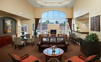 Madison Park Clubhouse with Wi-Fi throughout Thornton CO - 120th