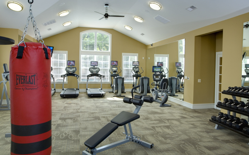 Gramercy Square At Ayrsley 24/7 Fitness Center Charlotte NC - Berewick