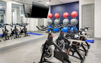 Apartments phoenix az - District at Biltmore Fitness Center