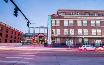 TwentyOne01 on Market Apartments is located close to the RTD light rail - LoDo Apartments for Rent