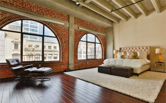 Brockman Lofts Beautiful historic building Los Angeles CA - LA Live