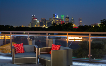 Strata Apartments - Downtown Dallas views - Apartments in Knox-Henderson