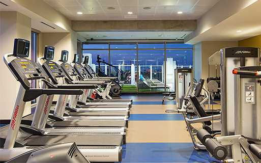 River Oaks apartments Houston - SkyHouse River Oaks Fitness Center