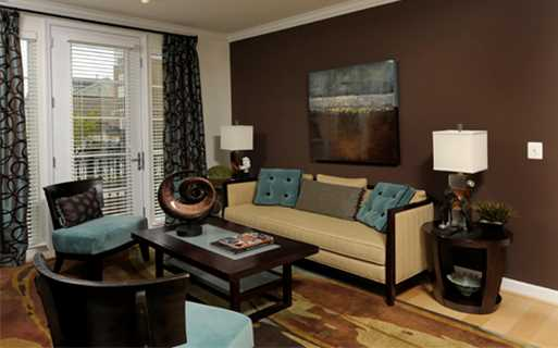 The Reserve at Tysons Corner Pristine modern style with living room Vienna VA - Tysons Corner