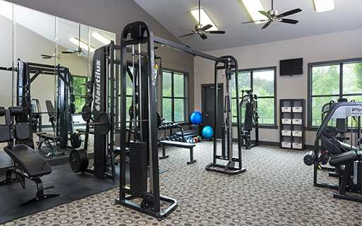 South Austin apartments for rent - Ridgeview State of the art fitness center
