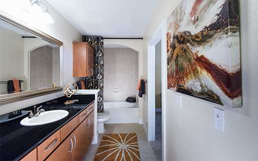 Downtown Denver apartments for rent - The Boulevard Renovated Apartments with Granite Countertops