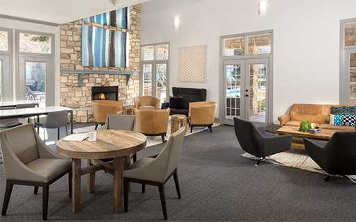Villas At Stonebridge Ranch - clubhouse - Downtown McKinney Apartments