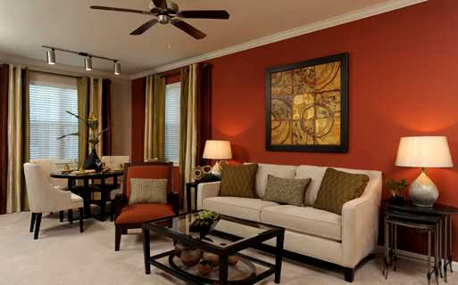 Chancery Village apartments for rent in Cary near RDU Airport - Spacious open floor plans