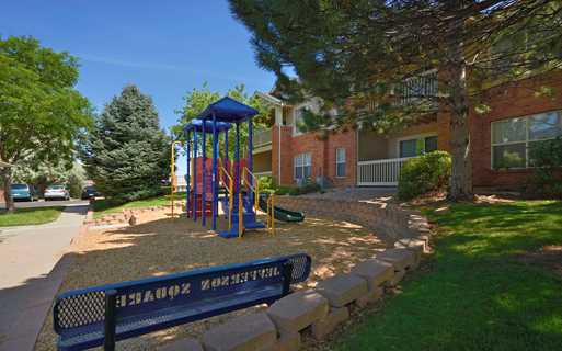 Jefferson Square Pet friendly community Denver CO - Hampden South