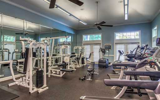 The Madison State of the art fitness center Richmond VA - West End