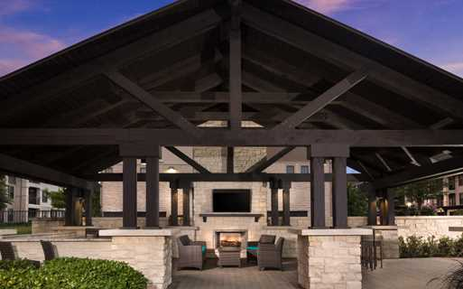 StoneLedge Apartments - Cabana - Southlake Apartments