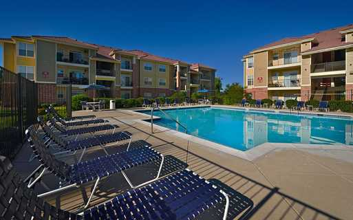 Highland Square Crossing Two Outdoor Swimming Pools Denver CO - Parker Road