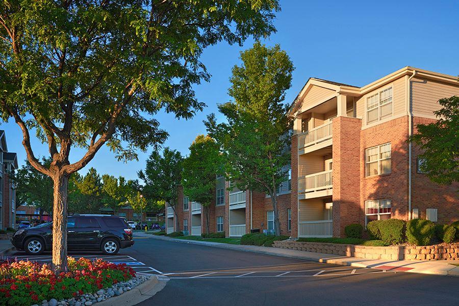 Jefferson Square Apartments Denver