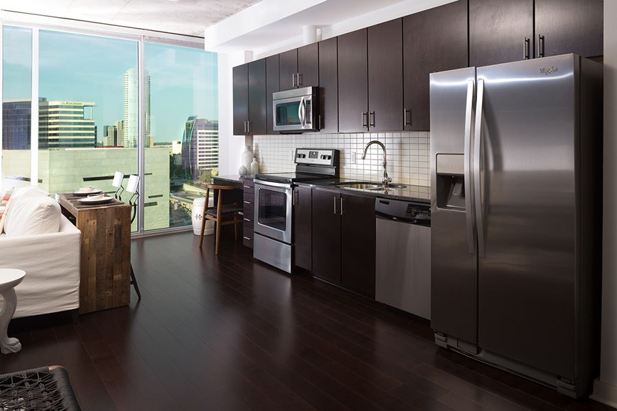 Gallery Victory Park Apartments Skyhouse Dallas