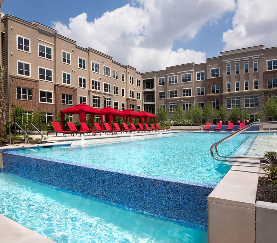Houston Apartments Map: Houston Heights Apartments