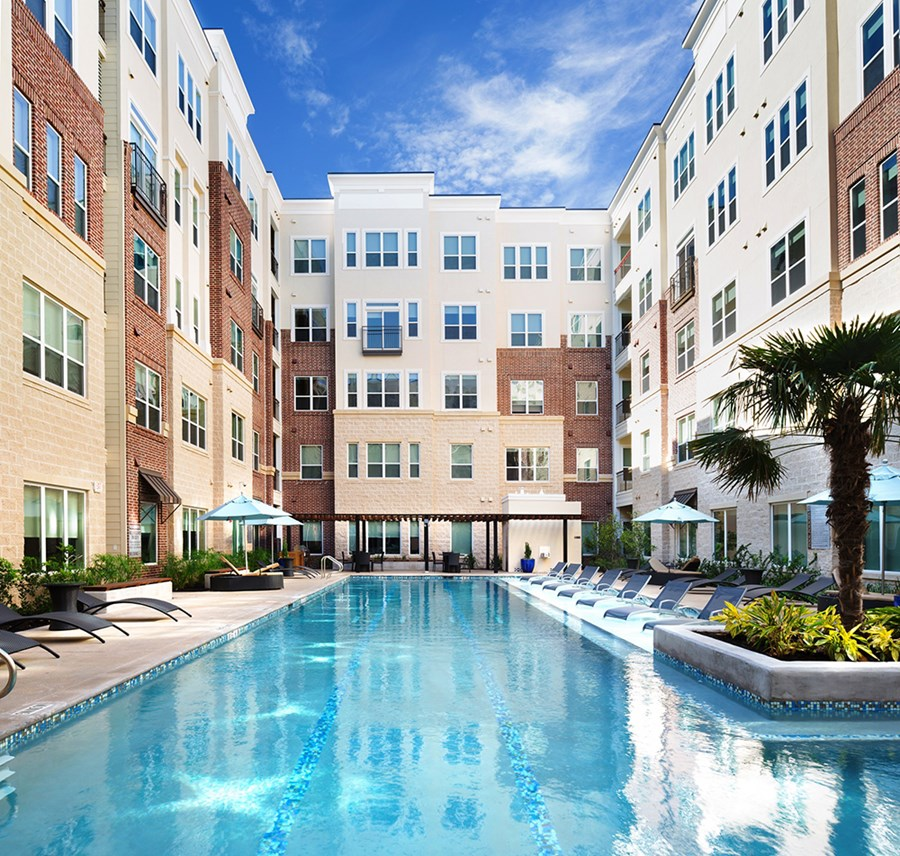 Kirby Station Apartments: Rice Village Apartments In Houston