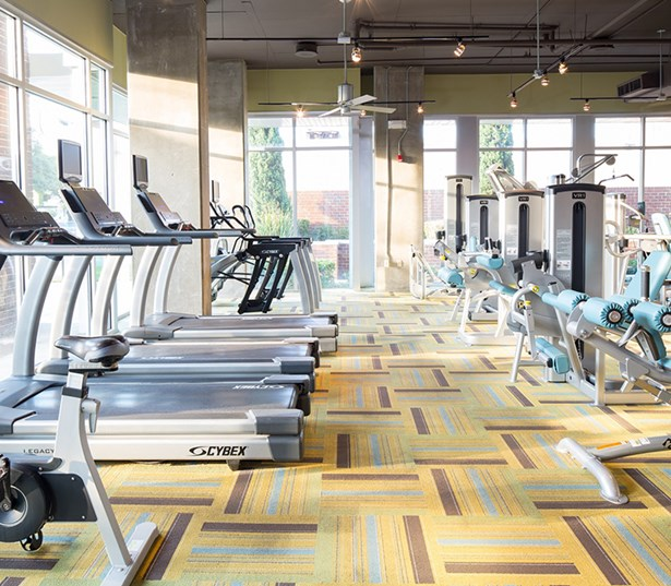2125 Yale State of The Art Fitness Center Houston TX - Houston Heights