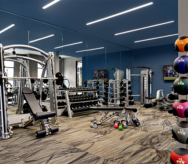 2700 Charlotte fitness center Nashville TN - Midtown