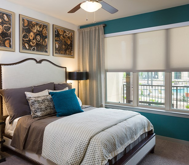 Apartments near National Instruments - Addison at Kramer Station Large second bedrooms