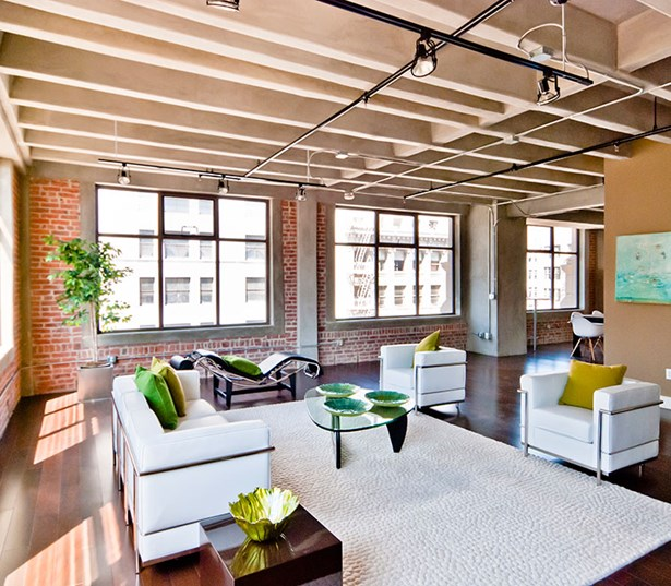 Manhattan Lofts For Rent: Financial District Apartments In Downtown LA
