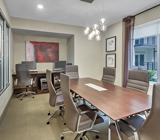 The Encore South Park executive conference room Charlotte NC - Myers Park