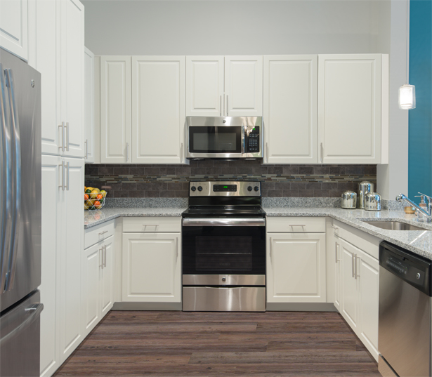 2700 Charlotte Stainless steel appliances Nashville TN - West End