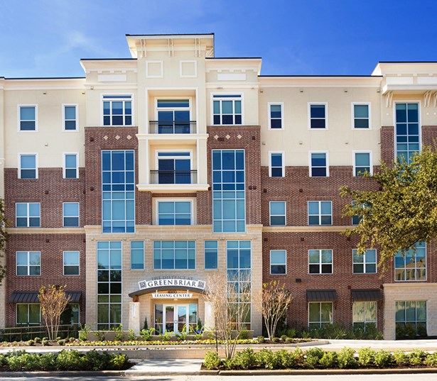 Greenbriar Apartments: Rice Village Apartments In Houston