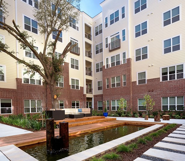 Studio Apartments Houston Tx: District At Greenbriar Apartments