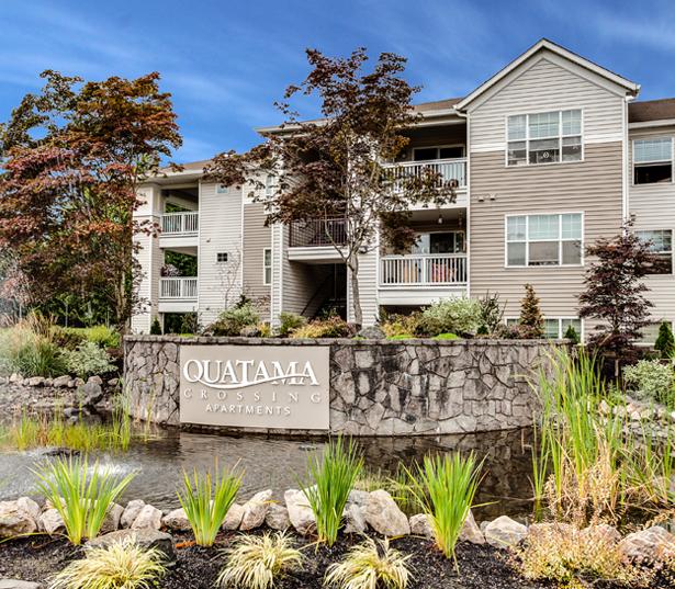 Tanasbourne Apartments In Beaverton, OR