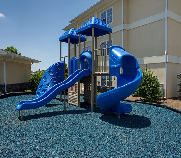 Gwinette Place apartments for rent in Johns Creek - Menlo Creek Outdoor children's playground