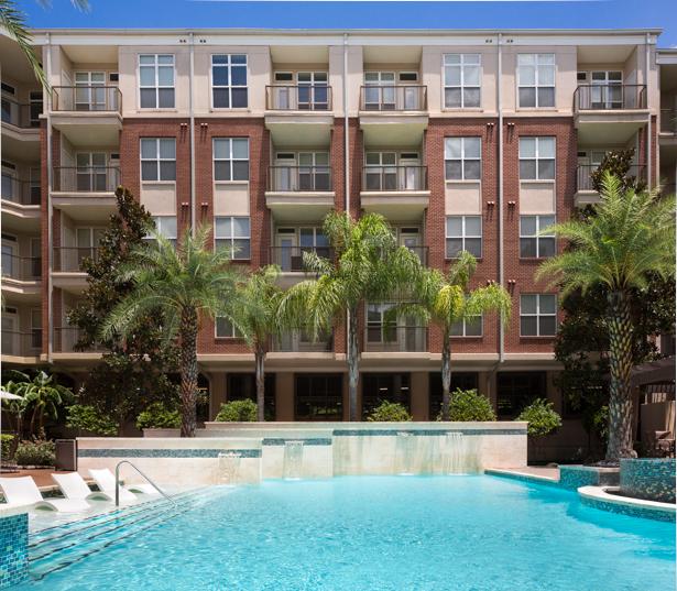 Greenway Plaza Apartments Metro Greenway Houston Tx