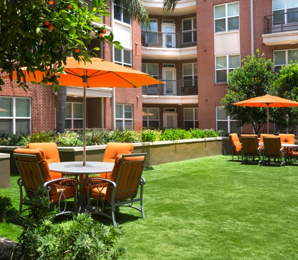 Greenway Plaza Apartments In Houston