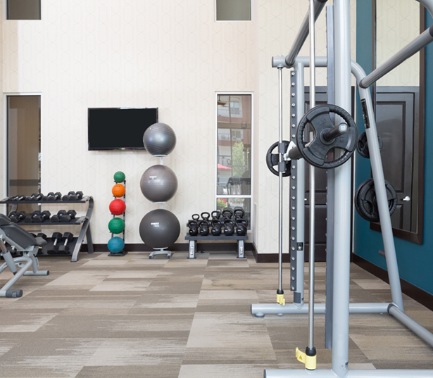 Strata Apartments - Fitness center - Fitzhugh Apartments in Dallas, TX
