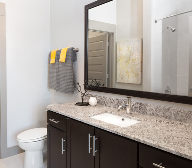 Strata Apartments - Bathroom - Apartments in Knox-Henderson
