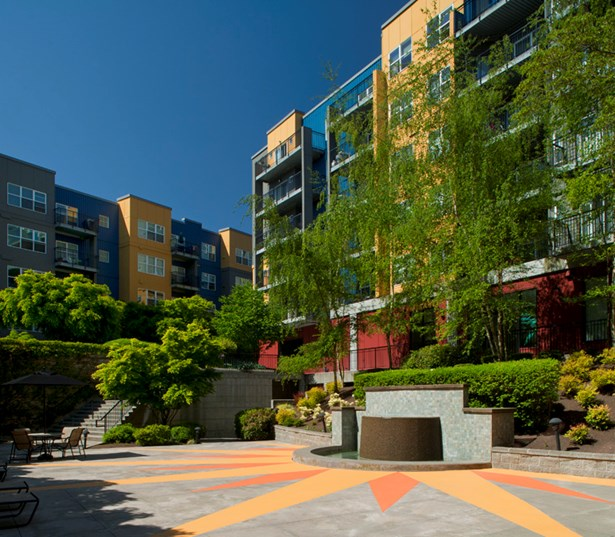 Solara Apartments: Seattle, Washington