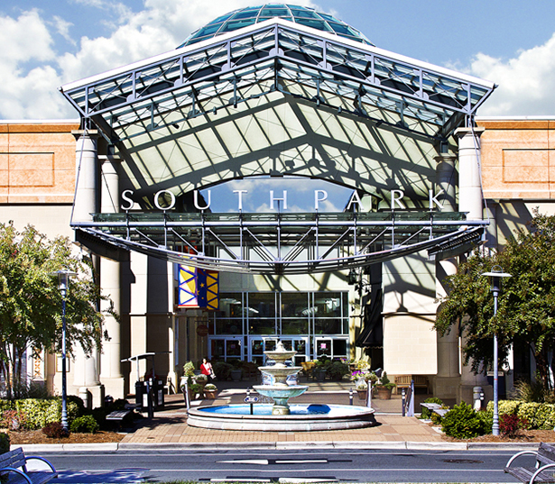 The Encore South Park SouthPark Mall and Piedmont Town Center Charlotte NC - Myers Park