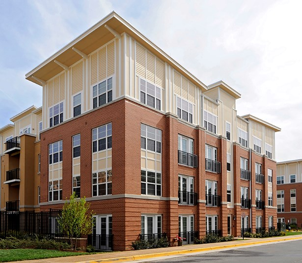 The Reserve At Tysons Corner Pet friendly community with dog Park Vienna VA - Mosaic District