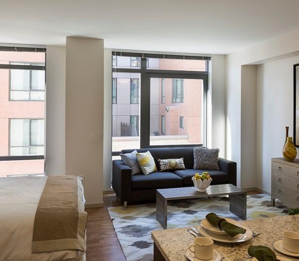 Boston Studio Apartments: The Victor Apartments