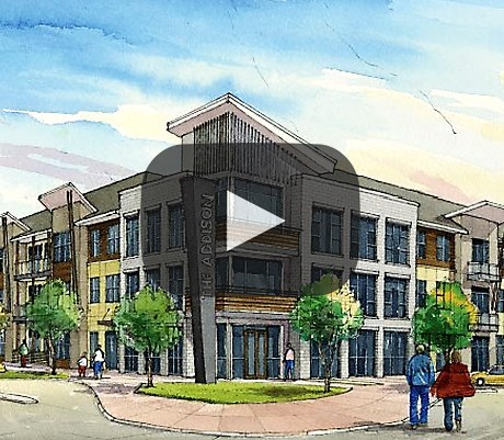 Austin, Texas apartments for rent near Samsung - Addison at Kramer Station video