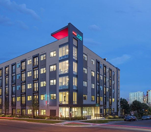 Apartments In Denver Co: LoHi Apartments