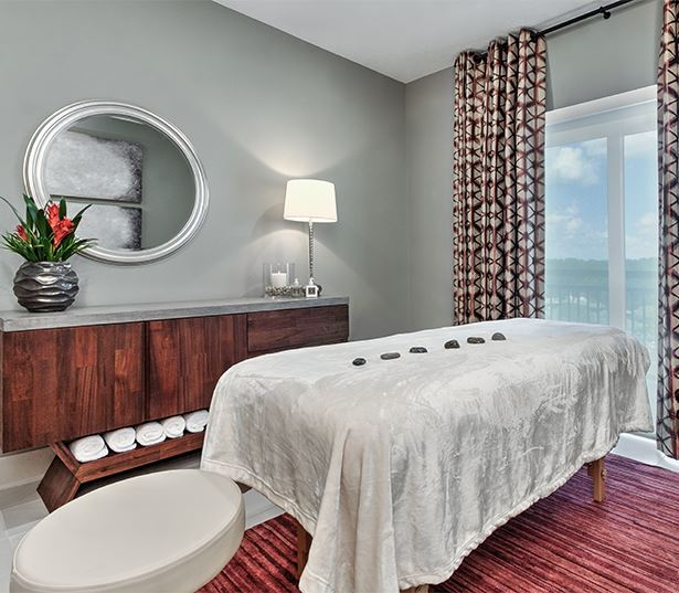 Apartments on South Blvd Charlotte NC - The Encore SouthPark - massage rooms