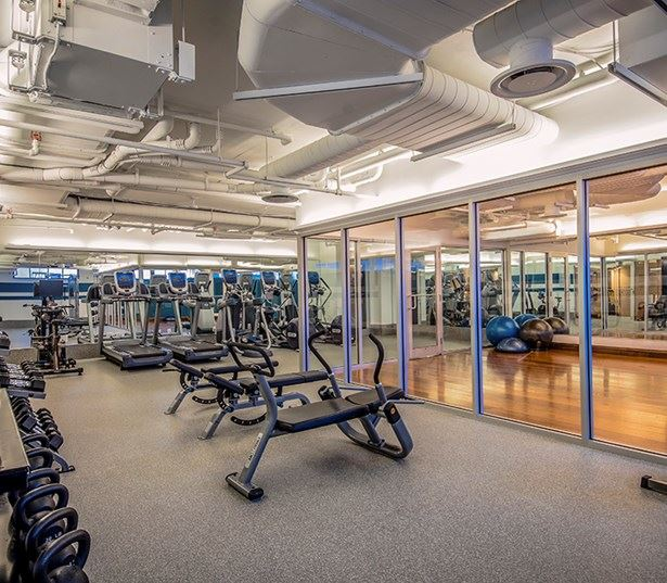 14W State of the art fitness center Washington DC - 14th Street Corridor