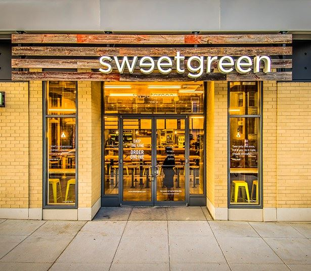14W Sweetgreen located on street level Washington DC - U Street Corridor