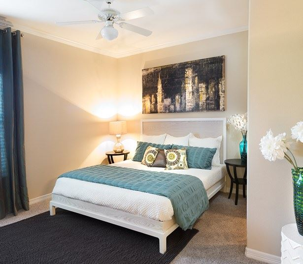 Villas at Stonebridge Ranch - Spacious bedrooms - Prosper, TX Apartments