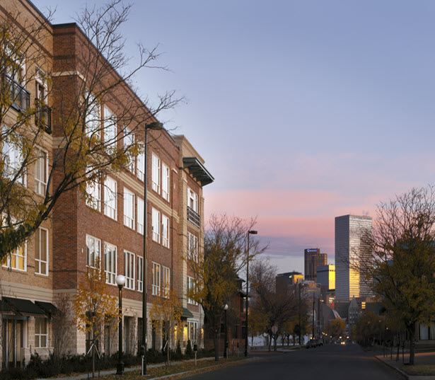 Golden Triangle Apartments In Denver